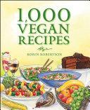 1 000 Vegan Recipes