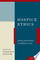 Hospice Ethics