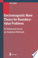Electromagnetic Wave Theory for Boundary Value Problems