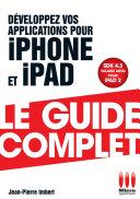 Pdf Développez Appli Iphone Ipad Telecharger