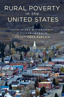 Rural Poverty In The United States Book PDF