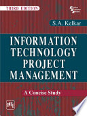 Information Technology Project Management   a Concise Study