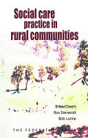 Social Care Practice in Rural Communities