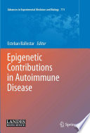 Epigenetic Contributions in Autoimmune Disease
