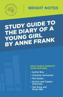 Study Guide to The Diary of a Young Girl by Anne Frank