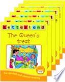 Books - Letterland Vowel Readers � Orange Series | ISBN 9781862094048
