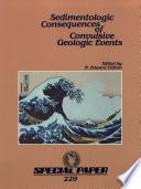 Sedimentologic consequences of convulsive geologic events
