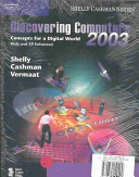 Discovering Computers 2003
