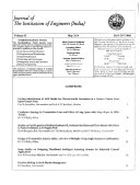 Journal of the Institution of Engineers  India