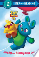 Ducky and Bunny Help Out   Disney Pixar Toy Story 4