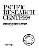 Pacific Research Centres Book PDF