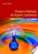 Modern Methods of Organic Synthesis South Asia Edition Book
