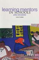 Learning Mentors in Schools