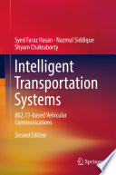 Intelligent Transportation Systems Book PDF
