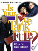 Is Your Love Tank Full  Book