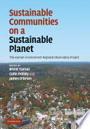 Sustainable Communities on a Sustainable Planet