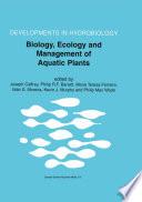 Biology, Ecology and Management of Aquatic Plants