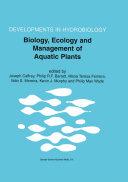Biology, Ecology and Management of Aquatic Plants Pdf/ePub eBook
