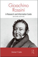 Gioachino Rossini [Pdf/ePub] eBook