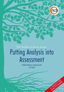 Putting Analysis into Assessment  Second Edition