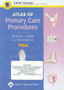 Atlas Of Primary Care Procedures, For Pda