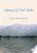 Agony of Dal Lake