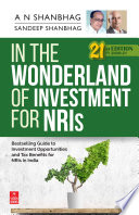 In the Wonderland of Investment for NRIs (FY 2020-21)