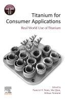 Titanium for Consumer Applications Pdf/ePub eBook