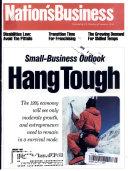 Small Business Outlook Hang Tough