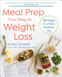 Meal Prep Your Way to Weight Loss Pdf/ePub eBook
