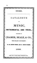 Catalogue of Music