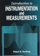 Introduction to Instrumentation and Measurements Book
