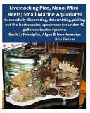 Livestocking Pico  Nano  Mini Reefs
