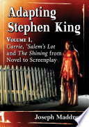 Adapting Stephen King