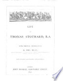 Life of T  Stothard  With personal reminiscences
