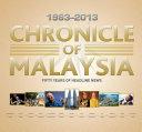 Chronicle of Malaysia