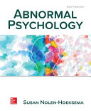 Loose Leaf Abnormal Psychology Book PDF