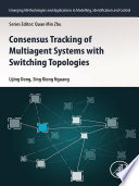 Consensus Tracking of Multi-agent Systems with Switching Topologies
