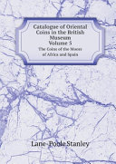 Catalogue of Oriental Coins in the British Museum, Volume 5