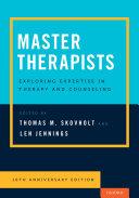 Master Therapists
