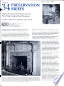 Applied Decoration for Historic Interiors Preserving Composition Ornament