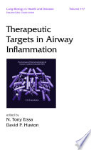 Therapeutic Targets in Airway Inflammation