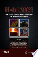 Ni Co 2021  The 5th International Symposium on Nickel and Cobalt