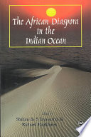 The African Diaspora in the Indian Ocean