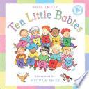 Ten Little Babies Book