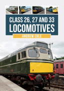 Class 26  27 and 33 Locomotives