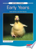 Btec First Early Years Book