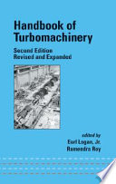 Handbook of Turbomachinery