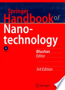 Springer Handbook Of Nanotechnology Book PDF