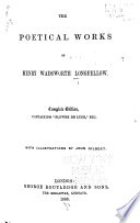 The Poetical Works of Henry Wadsworth Longfellow Book
